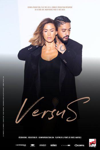 Vitaa & Slimane concert affiche versus tour macon evenements le spot