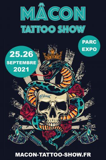 Salon du tatouage de Mâcon