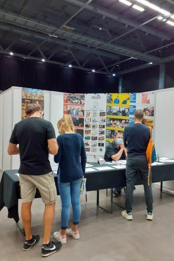 1.2.3 Mâcon, forum culturel et sportif de la rentrée Parc des Expositions de Mâcon