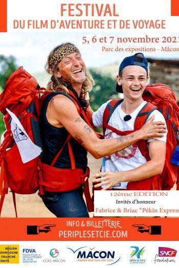 Périples festival film aventure voyage Mâcon